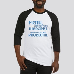 Solve Your Own Problems Baseball Jersey