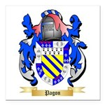 Pagon Square Car Magnet 3