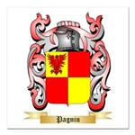 Pagnin Square Car Magnet 3