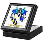 Pagnel Keepsake Box