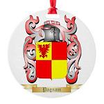 Pagnam Round Ornament