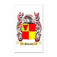 Pagnam Rectangle Car Magnet