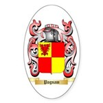 Pagnam Sticker (Oval 50 pk)