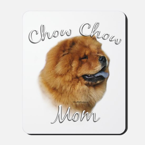 Chow Mom2 Mousepad