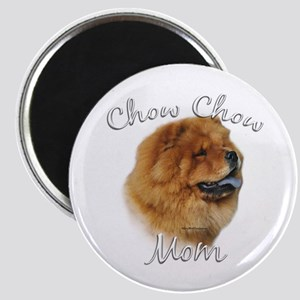 Chow Mom2 Magnet