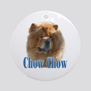ChowName Ornament (Round)