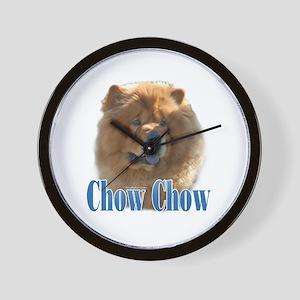 ChowName Wall Clock