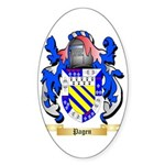 Pagen Sticker (Oval 10 pk)