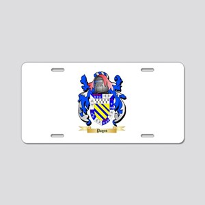 Pagen Aluminum License Plate