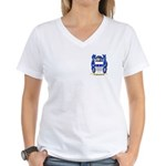 Pagelsen Women's V-Neck T-Shirt