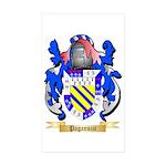 Paganuzzi Sticker (Rectangle 50 pk)