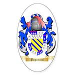 Paganucci Sticker (Oval 50 pk)