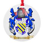 Paganini Round Ornament