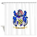 Paganini Shower Curtain