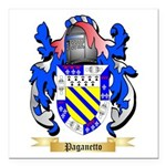 Paganetto Square Car Magnet 3