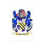 Paganetto Sticker (Rectangle 50 pk)