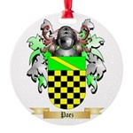 Paez Round Ornament