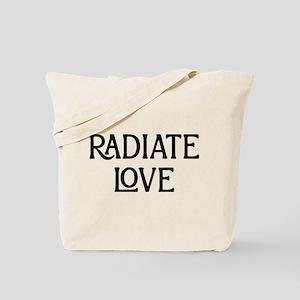 Radiate Love Tote Bag