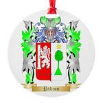 Padron Round Ornament