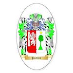 Padron Sticker (Oval)