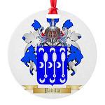 Padilla Round Ornament