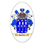 Padilla Sticker (Oval 50 pk)