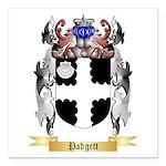 Padgett Square Car Magnet 3