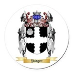 Padgett Round Car Magnet