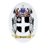 Padgett Oval Ornament