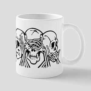 See Speak Hear No Evil Mugs