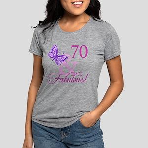 70 & Fabulous (Plumb) T-Shirt