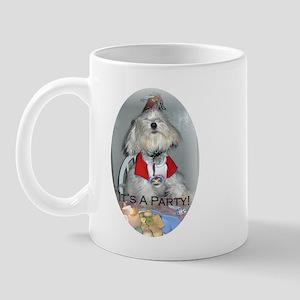 Maltese Mommy's Birthday Mug