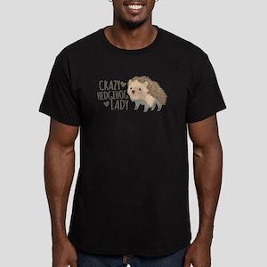 Crazy Hedgehog Lady T-Shirt