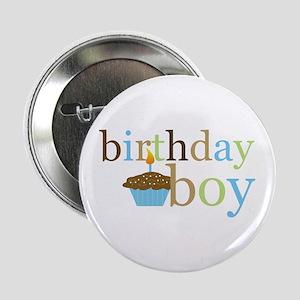 First Birthday! Button