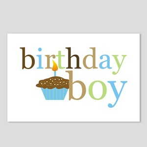 First Birthday! Postcards (Package of 8)
