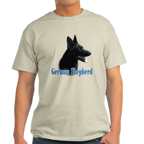 GSD(black) Name Light T-Shirt