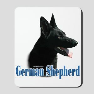 GSD(black) Name Mousepad