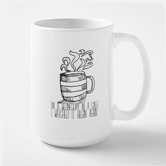 Begin Again Mugs