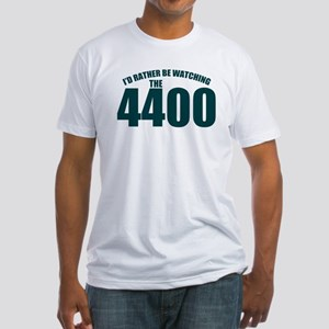 The 4400 Fitted T-Shirt