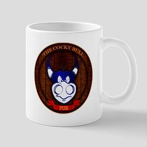 The Cocky Bull Mugs