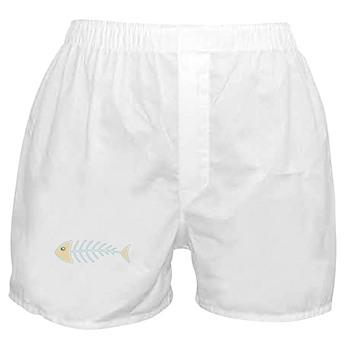 Herring Bones Boxer Shorts