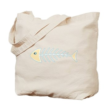 Herring Bones Tote Bag