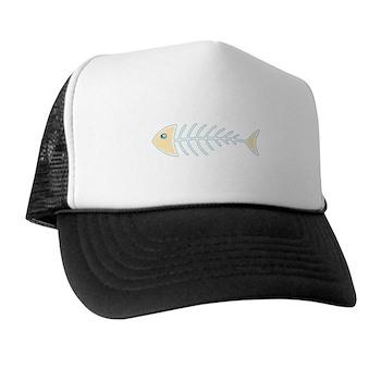 Herring Bones Trucker Hat