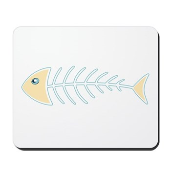 Herring Bones Mousepad