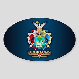 Debrecen Sticker
