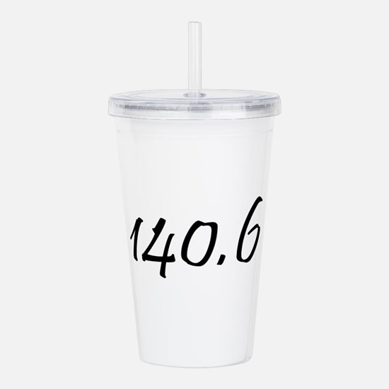 140_sticker.png Acrylic Double-wall Tumbler