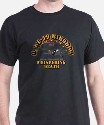 L19 Bird Dog - Whispering Death T-Shirt