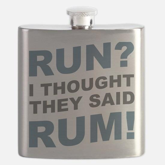 Unique Run Flask
