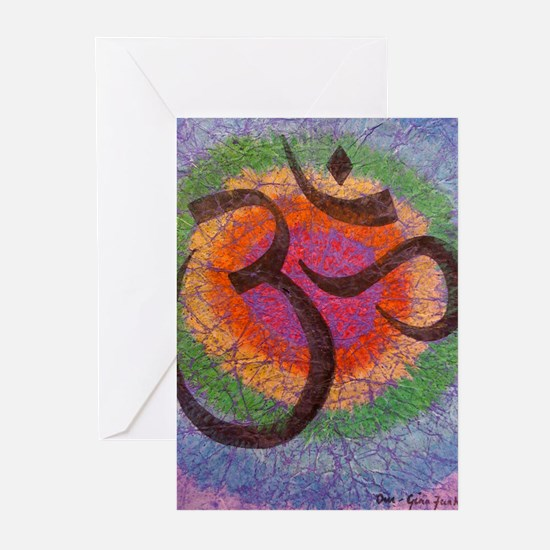 Cute Chakras Greeting Cards (Pk of 10)