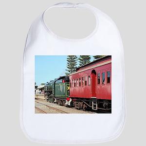 Cockle train & carriage Bib